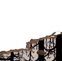Portada disco grupo 'Kramer'. Um projeto de Design e Ilustração de Carlos Gutiérrez Torrejón         - 04.03.2015