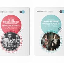 Barceló Cádiz . Un proyecto de Br, ing e Identidad, Eventos y Diseño gráfico de Salvartes  Diseño de Identidad y Packaging  - 05-03-2015