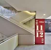 Cines con vistas . A Architecture, and Photograph project by Nicanor García - 03.10.2015