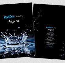 Frigicoll - F-Plus . Un proyecto de Diseño, Fotografía, Gestión del diseño, Diseño editorial y Diseño de la información de José Ramón Viza         - 09.03.2015
