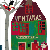 Ventanas. Edelvives. A Illustration project by Carmen Queralt - 12-03-2015