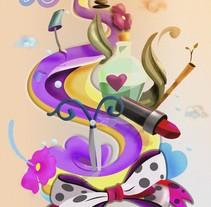 Mi Proyecto del curso Ilustración exprés con Illustrator y Photoshop. Un proyecto de Ilustración de Ignacio Figueruelo Muñoz         - 17.03.2015