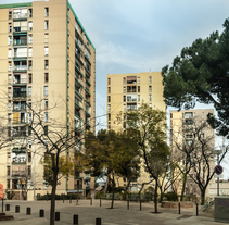 Barrio de Montbau - Barcelona. A Architecture project by Julio Cesar Fonte Alcantara - 24-03-2015