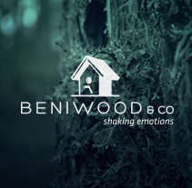 BENIWOOD & CO.. A Br, ing, Identit, and Graphic Design project by Armando Silvestre Ayala - Mar 31 2015 12:00 AM