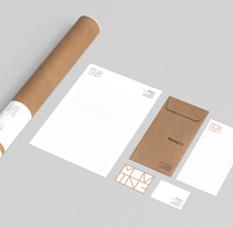 Moving Co.. A Br, ing, Identit, Art Direction, and Design project by Sonia  Castillo - 04.03.2015