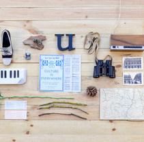 Ulalume. Um projeto de Fotografia, Direção de arte, Br e ing e Identidade de María Carmona Díaz - 08-04-2015