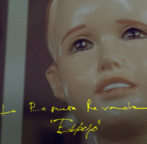 """Videoclip: """"Espejo"""" de La Pequeña Revancha. A Art Direction, Set Design, Film, and Video project by Claudia Lizardo Araujo         - 17.03.2015"""