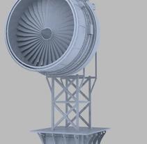 Motor. Un proyecto de 3D de renerene         - 13.04.2015