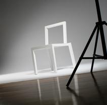 Silla Chicago. Un proyecto de Diseño de muebles de Ricard Ubeda         - 25.04.2015