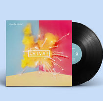 Viva!. A Music, Audio, Art Direction, Graphic Design, and Packaging project by Iñaki Frías - 26-04-2015