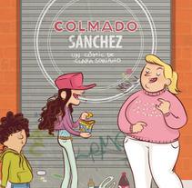 Colmado Sánchez (cómic). Un proyecto de Comic de clara soriano         - 14.11.2013
