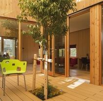Casa modelo en Japón. Un proyecto de Diseño, Arquitectura, Arquitectura interior y Diseño de interiores de Lara Pérez-Porro         - 28.04.2015
