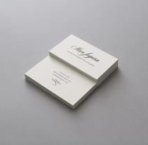 Max Segura - Wedding Photographer. Un proyecto de Dirección de arte, Br, ing e Identidad, Diseño gráfico y Caligrafía de aplauso studio         - 16.04.2015