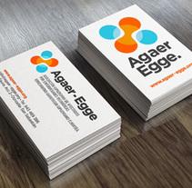 Agaer-Egge, asociación de afectados por enfermedades reumáticas de Gipuzkoa. Un proyecto de Br, ing e Identidad y Diseño gráfico de nathalie figueroa savidan         - 06.05.2015