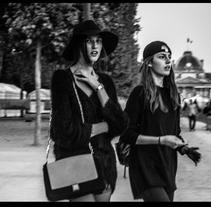 À Paris. A Photograph project by Teresa Suárez - 08-05-2015