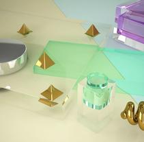 Daily render!. Um projeto de Design e 3D de Daniel Montalvo         - 10.05.2015