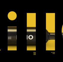KILLO. A Br, ing, Identit, and Packaging project by Fran Romero         - 13.05.2015