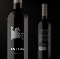BORSAO. A Design, Graphic Design, and Packaging project by Armando Silvestre Ayala - May 15 2015 12:00 AM
