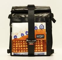 Pinzat bags. Um projeto de Ilustração de Ina Hristova         - 14.05.2015