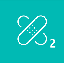 Branding - FARMACIA CRISTO2. A Design, Art Direction, Br, ing&Identit project by Kalte Dunkelheit         - 15.05.2015