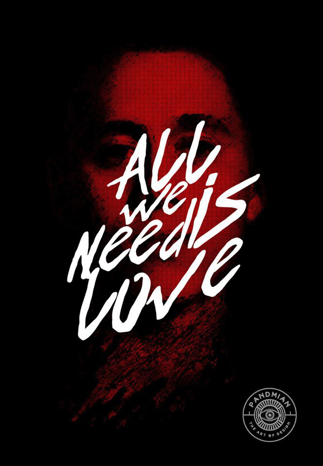 love is all we need No generation passes without affording us some deeper insight into what it is to be human professors opine, poets and songwriters construe their craft, and.