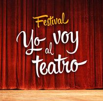 Creación de imagen Festival Teatro Accesible. A Br, ing&Identit project by QuicoRubio&Co.  - Mar 16 2015 12:00 AM