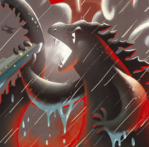Destruction. Un proyecto de Ilustración de Elisabeth Castro Martínez - 18-05-2015