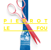 Pierrot le fou. A Editorial Design, and Graphic Design project by Eli García - 05.24.2015