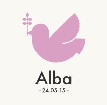 Alba. Un proyecto de Diseño, Ilustración, Artesanía y Packaging de Heroine Studio - 26-05-2015