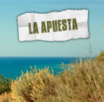 LA APUESTA. Un proyecto de Diseño y Diseño gráfico de Mireia Miralles Lamazares         - 27.05.2012