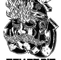 BCNORDIE 5 AÑOS. Un proyecto de Ilustración de Marc Pallàs - 07-06-2015