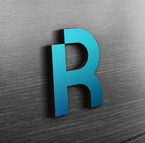 Logo Ruiz Herrera V.2. Um projeto de Design, Br, ing e Identidade e Design gráfico de artidoto         - 08.06.2015