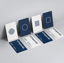 el imparcial.. Um projeto de Direção de arte, Br, ing e Identidade e Design gráfico de Xavi Martínez Robles - 10-06-2015