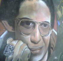 Hector Lavoe. A Fine Art project by Andrés López         - 11.06.2015