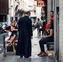Madrid Robado. Um projeto de Fotografia de Marta Cofrade         - 12.06.2015