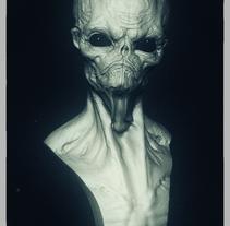 ALIEN _CHIHUAHUA. Um projeto de 3D de Guenrij Silva Veinbender         - 15.06.2015
