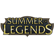 Summer of Legends. Um projeto de Publicidade e Design gráfico de Juliana Muir - 09-06-2014