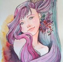 Strange (2/2). Un proyecto de Ilustración y Bellas Artes de Beatriz Galiot - 17-02-2015