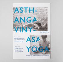 Xarma Yoga. Un proyecto de Diseño gráfico de Javi Murillo         - 28.06.2015