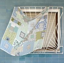 Pattern design for SuTurno. Um projeto de Design, Ilustração e Moda de Julia Vergara Ballester         - 29.06.2015