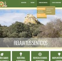 Montes de Toledo. Un proyecto de Desarrollo Web de Diego Collado Ramos         - 09.02.2015