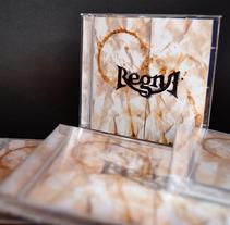 Meridian. EP de Rock Progresivo. Un proyecto de Diseño, Ilustración y Tipografía de Apsis Studio  - 31-03-2015