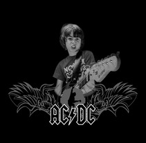 Zacary AC/DC. A Photograph project by juliocidon - 09-07-2015