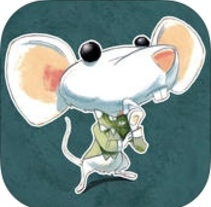 What mice eat? An interactive story ebook. . A Illustration project by Fernando Vicente - 07.13.2015