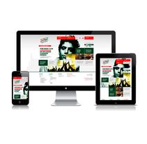 Diseño web. A Web Design project by Alberto de Lucas Sotelo         - 19.07.2015