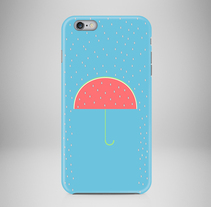 Diseños para iPhone 6 (propios). A Design, Illustration, Packaging, and Product Design project by María Bravo Guisado         - 02.08.2015