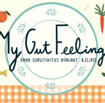 My Gut Feeling. A Illustration, and Graphic Design project by ana seixas         - 06.08.2015