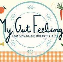 My Gut Feeling. Un proyecto de Ilustración y Diseño gráfico de ana seixas         - 06.08.2015