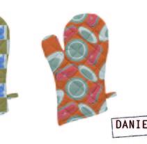 Proyecto Museo Thyssen. Um projeto de Design, Ilustração, Design de personagens, Artesanato, Culinária e Design de produtos de Daniela Chacon         - 31.05.2015
