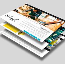 Solocal Group en España. A Design, Fine Art, Interactive Design, and Web Design project by Alfredo Moya - Aug 28 2015 12:00 AM
